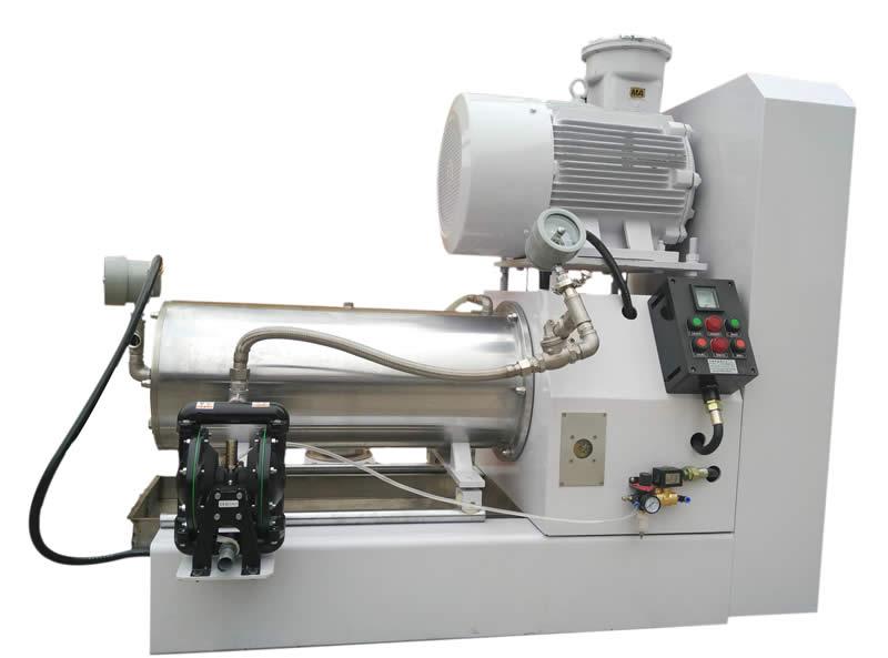 WSⅡ型卧式砂磨机
