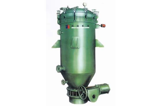 CF系列板式密闭自动排渣过滤机