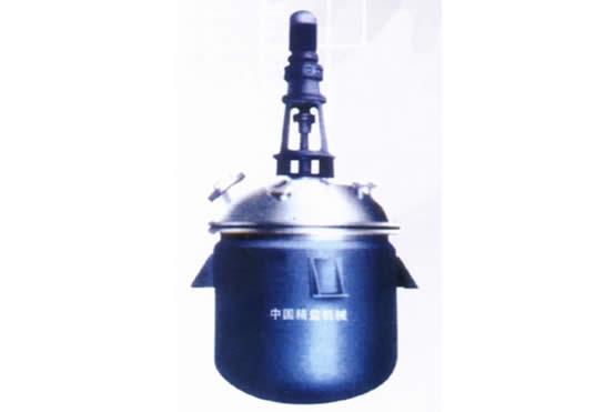 蒸汽或导热油加热反应釜