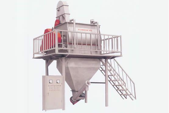 干粉砂浆生产线方案二