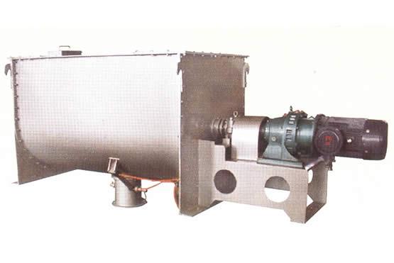 WSLH卧式螺带混合机