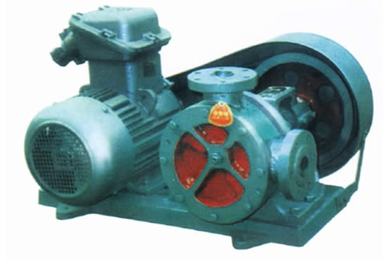 NCB型内啮合齿轮泵